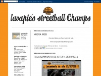 Lavapies Streetball Champs