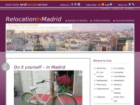 Blog con información de Madrid. Information about Madrid.