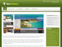 Thethinkery.net - Welcome to the Thinkery - The Thinkery LLC - Web Development and Consulting