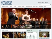 Gsmd.ac.uk - Guildhall School of Music & Drama | Home