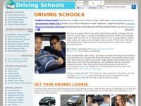 Aboutdrivingschools.com - Driving schools | Driving lessons | Driver school | Get your drivers license