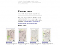walking-papers.org