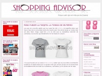 SHOPPING ADVISOR