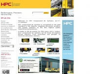 Hpccompressors.co.uk - HPC - Compressed Air Systems | Home