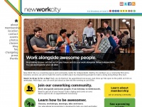 Nwc.co - New Work Cities - Start a coworking space the right way with our help!