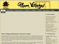 Plumvillage.org - Plum Village – Mindfulness Practice Centre in the tradition of Thich Nhat Hanh