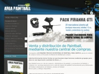 area-paintball.es Thumbnail