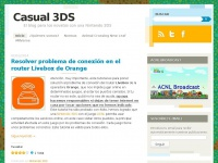 Casual 3DS | El blog para los novatos con una Nintendo 3DS