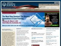 Justice.org - The American Association For Justice |