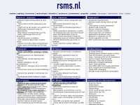 Rsms.nl - Professional IT advice within hours for just €10!