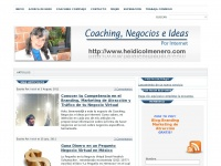 Coaching, Negocios e Ideas por Internet