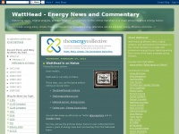 WattHead - Energy News and Commentary