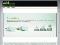 Addene.es - Addene. Adding light, saving energy.