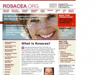 Rosacea.org   Home of the National Rosacea Society