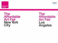 Business profile for affordableartfair.us provided by Network Solutions