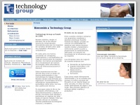 technologygroup.es Thumbnail