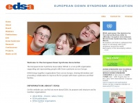 Edsa.eu - European Down Syndrome Association (EDSA) – Association of European Down Syndrome Organizations
