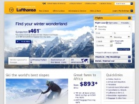 Lufthansa ® - Book flights, offers, Miles & More and more