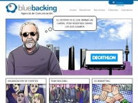 bluebacking.com