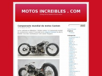 motosincreibles.com