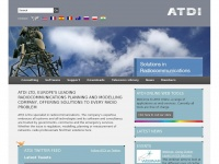 Atdi.co.uk - ATDI - Solutions in Radio Communications