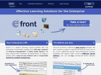 Efrontlearning.net - Enterprise Learning Management System Software - eFront LMS