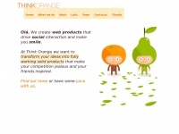 Thinkorange.pt - Think Orange is a design studio from sunny Lisbon that turns juicy ideas into amazing apps