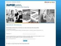 Werbemails.de - SuperComm Data Marketing GmbH