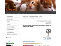 DeGats - Defensa del Gats
