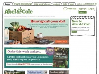 Abelandcole.co.uk - Organic food delivery. Organic vegetable boxes, fruit, meat & more | Abel & Cole