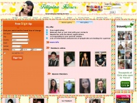Dating with beautiful filipinas from Philippines. Philippine singles waiting for you.
