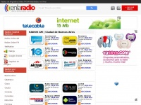 Enlaradio.com.ar - Radios de ARGENTINA on line FM AM HD VIVO