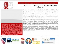 Livinginadoubleworld.tv - Living in a Double World TV