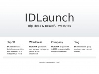 Idlaunch.nl - IDLaunch - Out of office