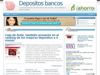 depositosbancos.com