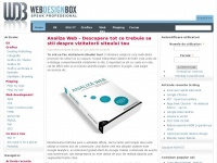 Webdesignbox.ro - Webdesignbox | Speak Professional