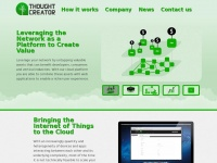 T-creator.pt - Thought Creator | Monetising the New Internet