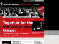 T4g.org - Together for the Gospel | April 14-16, 2020 | Louisville, Kentucky