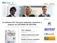 Isotools.com.co - Software ISO 9001 - ISOTools Colombia