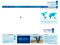 Dermatology Company Galderma - Specialist on skin medical solutions