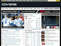 Covers.com - Today's Sports News, Las Vegas Odds, Matchups and Sports Betting Stats at Covers. Get free sports picks and the best sports betting forum