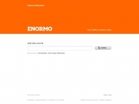 Enormo.nl - Home - Enormo, The Simple House Zoek