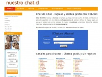 Nuestro chat de Chile - Chat gratis con webcam