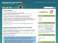 Regulación Informática