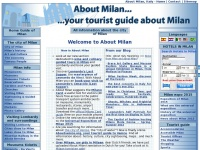 Aboutmilan.com - About Milan: your tourist guide to Milan