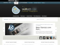 StarsZZ | Free Fansite Hosting | Fansite Community