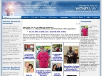 4witness.org - 4Witness – For Christian Witness to Jehovah's Witnesses and Mormons
