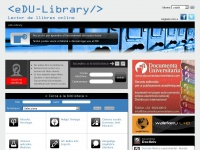 eDU-library, Lector ebooks on-line