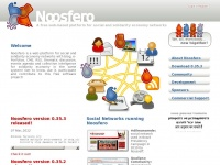 Noosfero.org - Noosfero :: A free web-based platform for social and solidarity economy networks