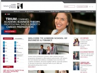 London School of Business and Finance, UK | LSBF